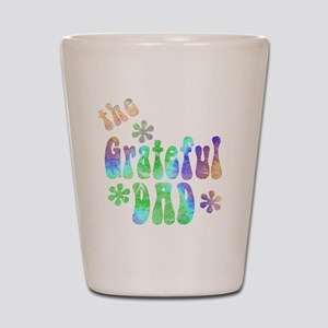 the_grateful_dad_2 Shot Glass
