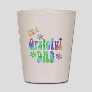 the_grateful_dad_2 Shot Glass