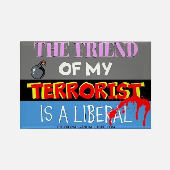 The friend of my terrorist Magnets