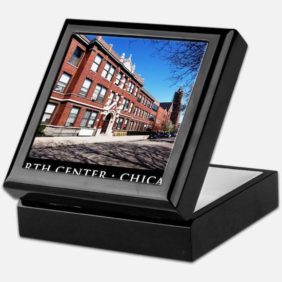 08May11_North Center_083-POSTER Keepsake Box