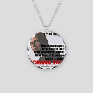 OAS2 Necklace Circle Charm