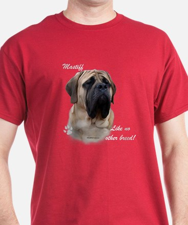 Mastiff Breed T-Shirt