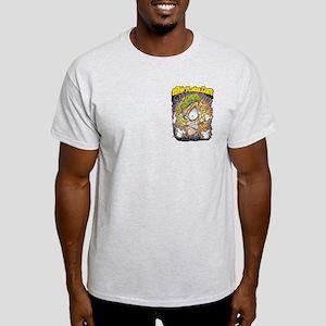 eShirtLabs.Com's Mad Artist Ash Grey T-Shirt