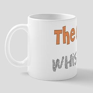 The coffee whisperer Mug
