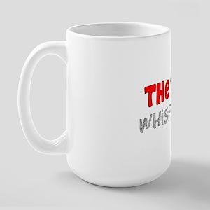 The Bee Whisperer Large Mug