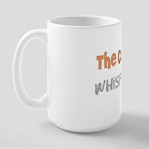 The coffee whisperer Large Mug