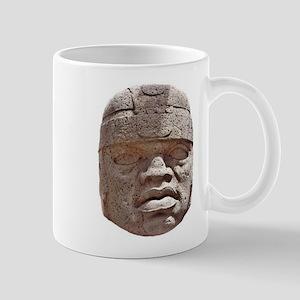 Olmec Head Mugs