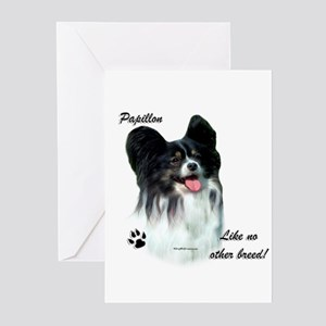 Papillon Breed Greeting Cards (Pk of 10)