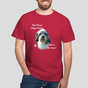 PBGV Breed Dark T-Shirt