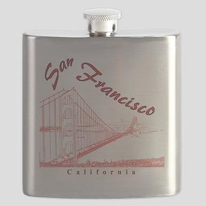 SanFrancisco_GoldenGateBridge_10x10_bag_Blac Flask