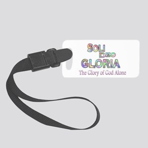Soli Doe Gloria 3 Small Luggage Tag
