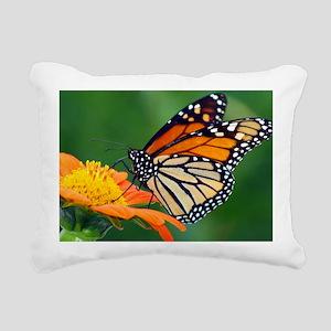 Monarch  Mexican Sun 213 Rectangular Canvas Pillow