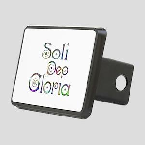 Soli Doe Gloria Rectangular Hitch Cover