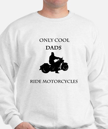 CoolDadMotorcycle Sweatshirt