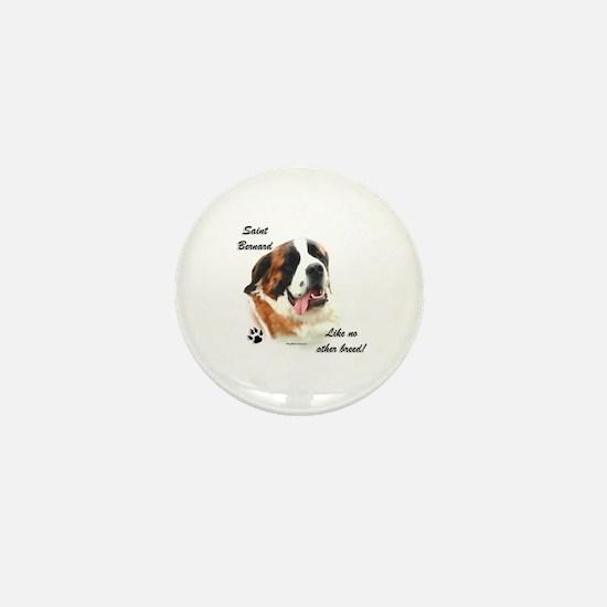 Saint Breed Mini Button
