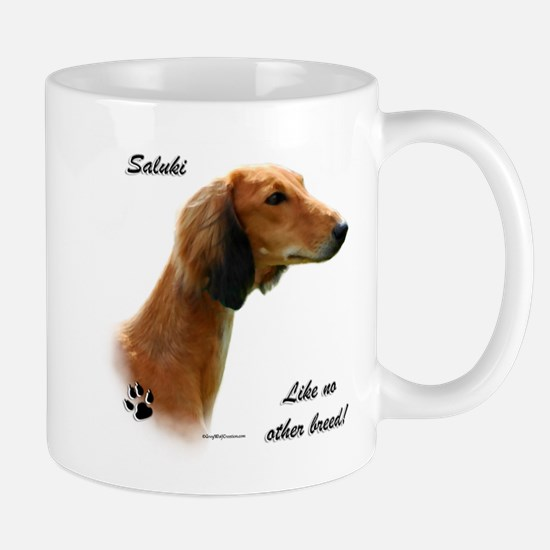 Saluki Breed Mug