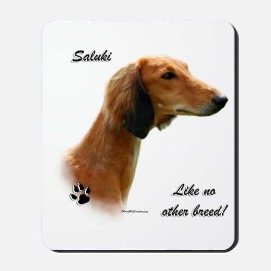 Saluki Breed Mousepad