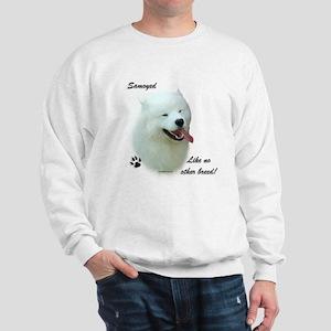 Samoyed Breed Sweatshirt
