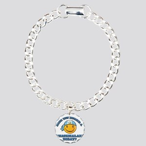 guatemalan Charm Bracelet, One Charm
