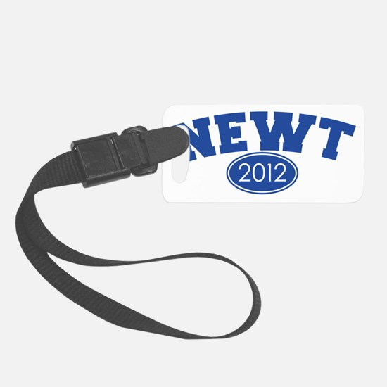 newt_college_02 Luggage Tag