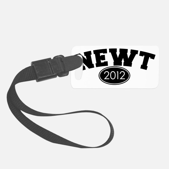 newt_college_01 Luggage Tag