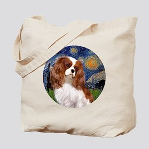 ORN-Cavalier2-StarryNight Tote Bag