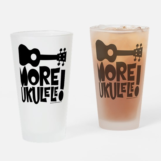 More Ukulele! Drinking Glass