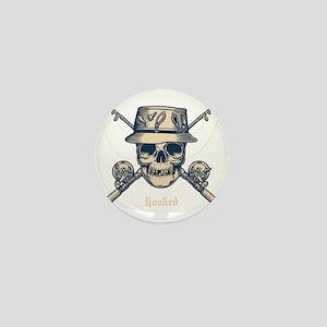 fisher-skull-DKT Mini Button