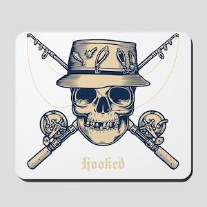 fisher-skull-DKT Mousepad