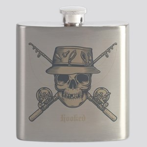 fisher-skull-DKT Flask