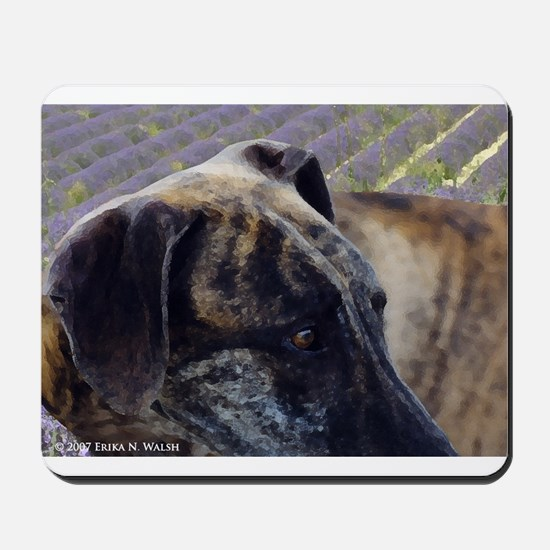 The Soul of a Sloughi Mousepad