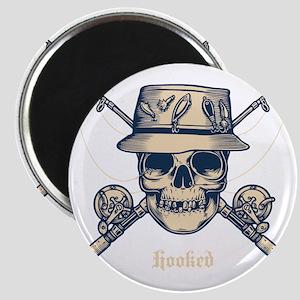 fisher-skull-DKT Magnet