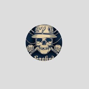 fisher-skull-OV Mini Button