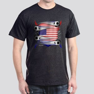 USA Tribal Shield T-Shirt