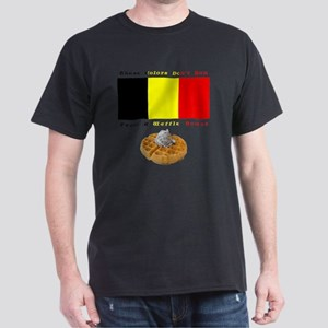 belgian_colors_tee Dark T-Shirt
