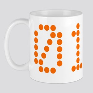 Manchester 0161 Mug