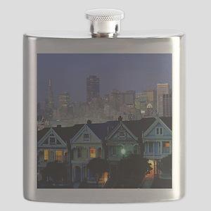 0036_Dezine01_San Franciscos Painted Ladies Flask