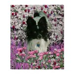 Matisse Papillon Flowers Throw Blanket