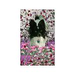 Matisse Papillon Flowers 3'x5' Area Rug