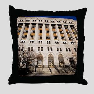 1DS2-2795-NOTECARD Throw Pillow
