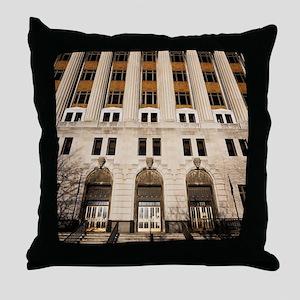 1DS2-2791-NOTECARD Throw Pillow