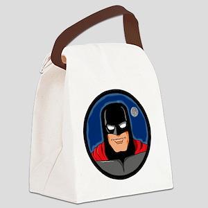 MOON STAR Canvas Lunch Bag