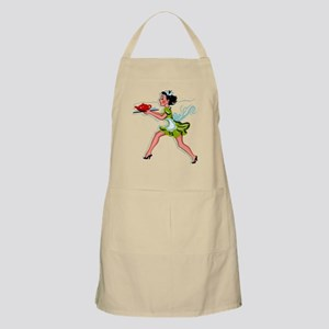 Retro Rushed Waitress Apron
