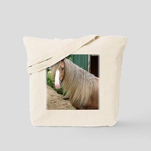 frostybarn1headsoftlge large Tote Bag