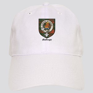 McGregor Clan Crest Tartan Cap