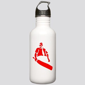 ShaunOfTheDead_stencil Stainless Water Bottle 1.0L