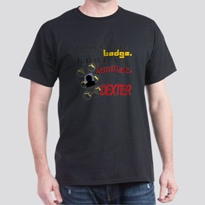 Dexter badge laminate Dark T-Shirt