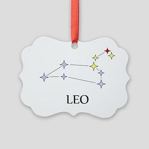 leoB Picture Ornament