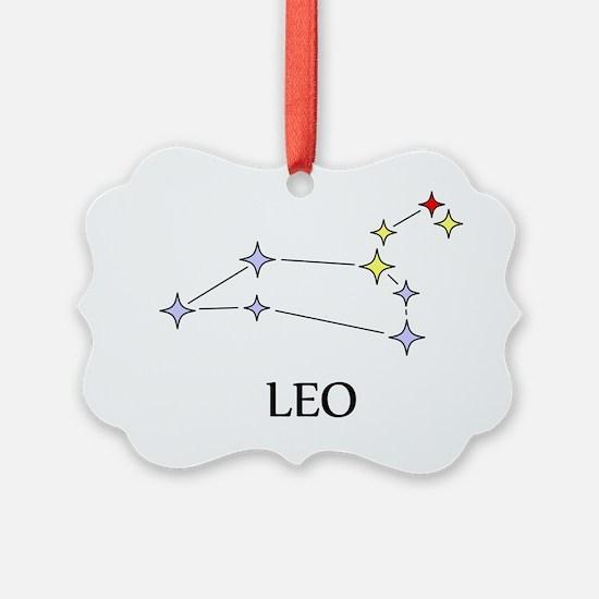 leoB Ornament