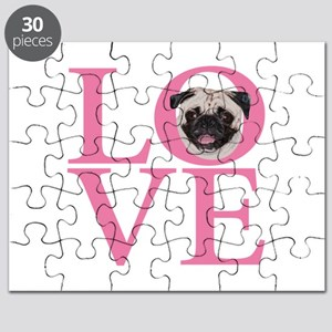 Love Pug - Puzzle